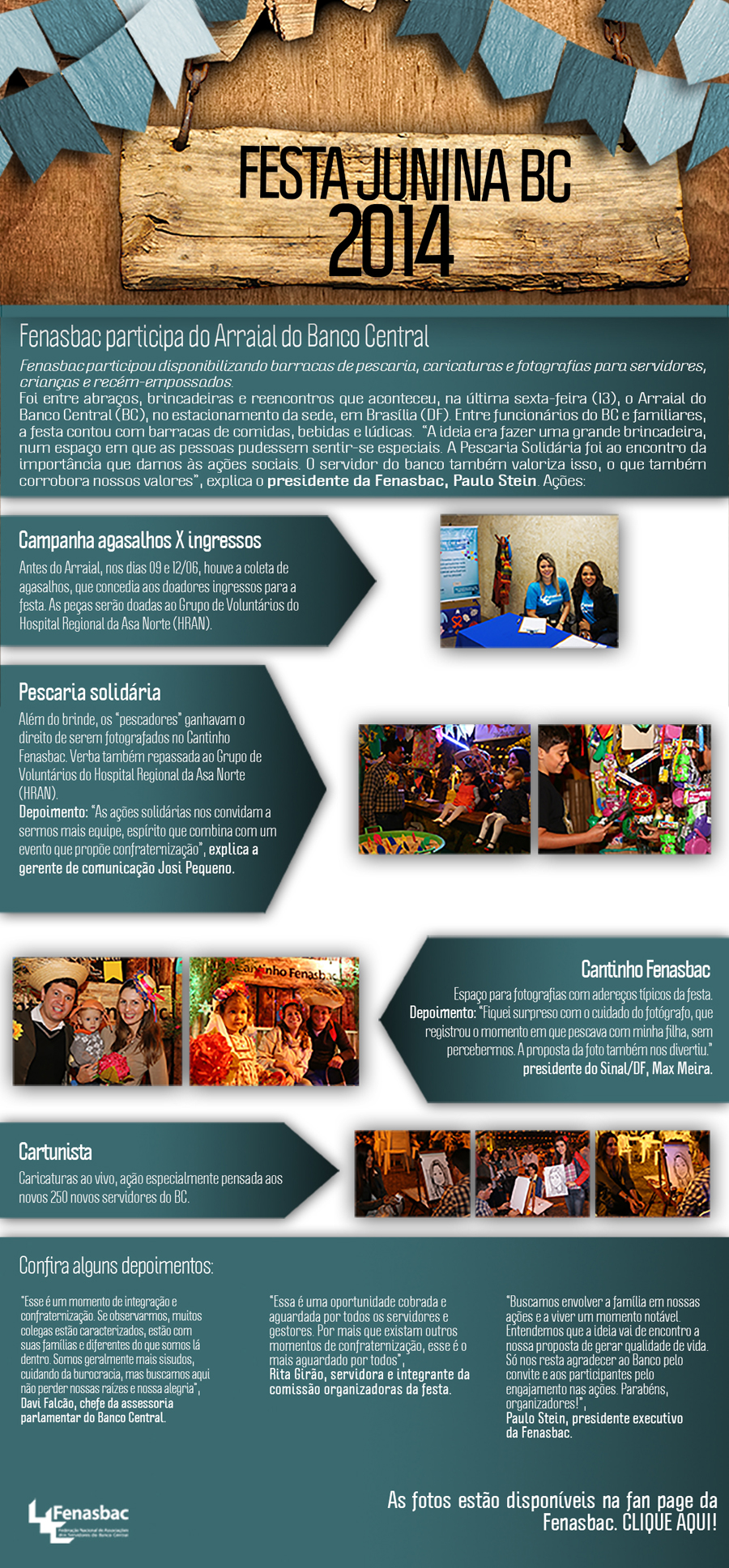 Newsletter Festa Junina BC